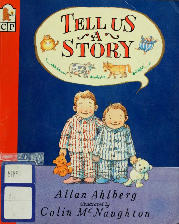 Tell Us a Story by Allan Ahlberg