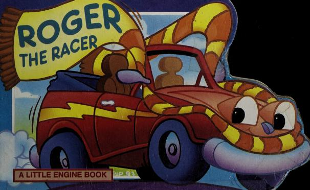 Little Engine Shaped Board Books by