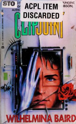 Cover of: Clipjoint   Wilhelmina Baird