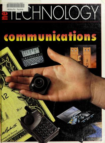 Cover of: Communications | Nigel Hawkes