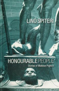 Cover of: Honourable people | Lino Spiteri