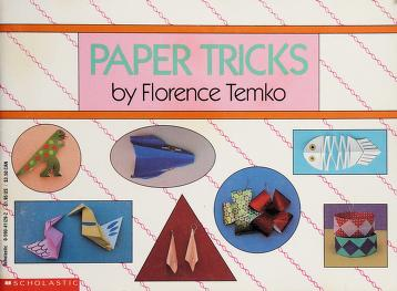 Cover of: Paper Tricks | Florence Temko