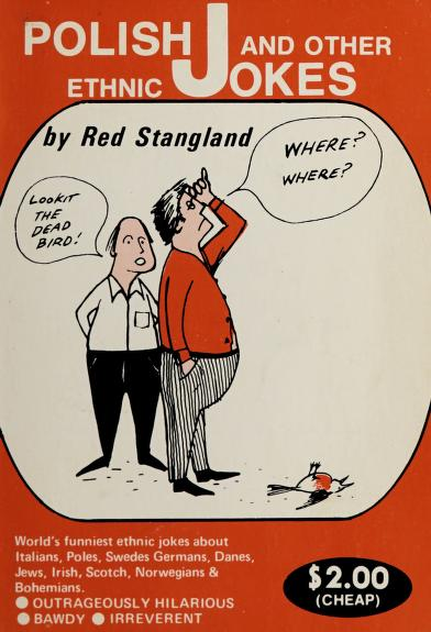 Polish and Other Ethnic Jokes by E. C. Stangland