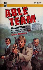 Cover of: Royal Flush | Dick Stivers