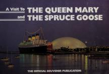 Cover of: A visit to the Queen Mary and the Spruce Goose | Thomas, Tony